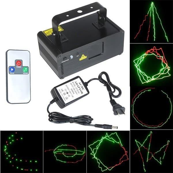 Лазерный проектор Липецк